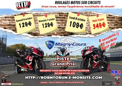 Magny cours 2018 definitive